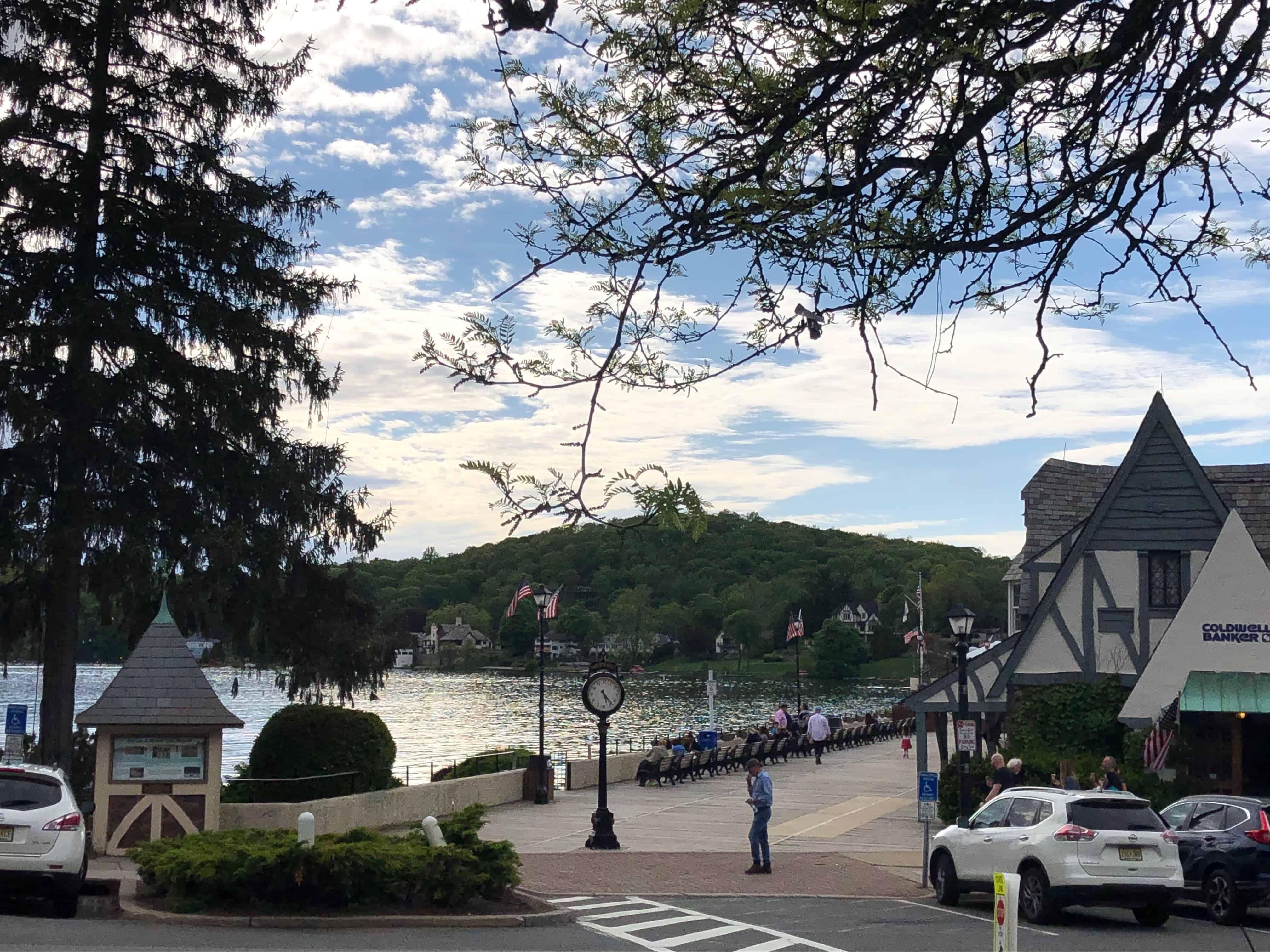 Sparta Lake Boardwalk