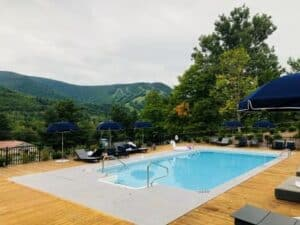 Tannersville NY resort lodging