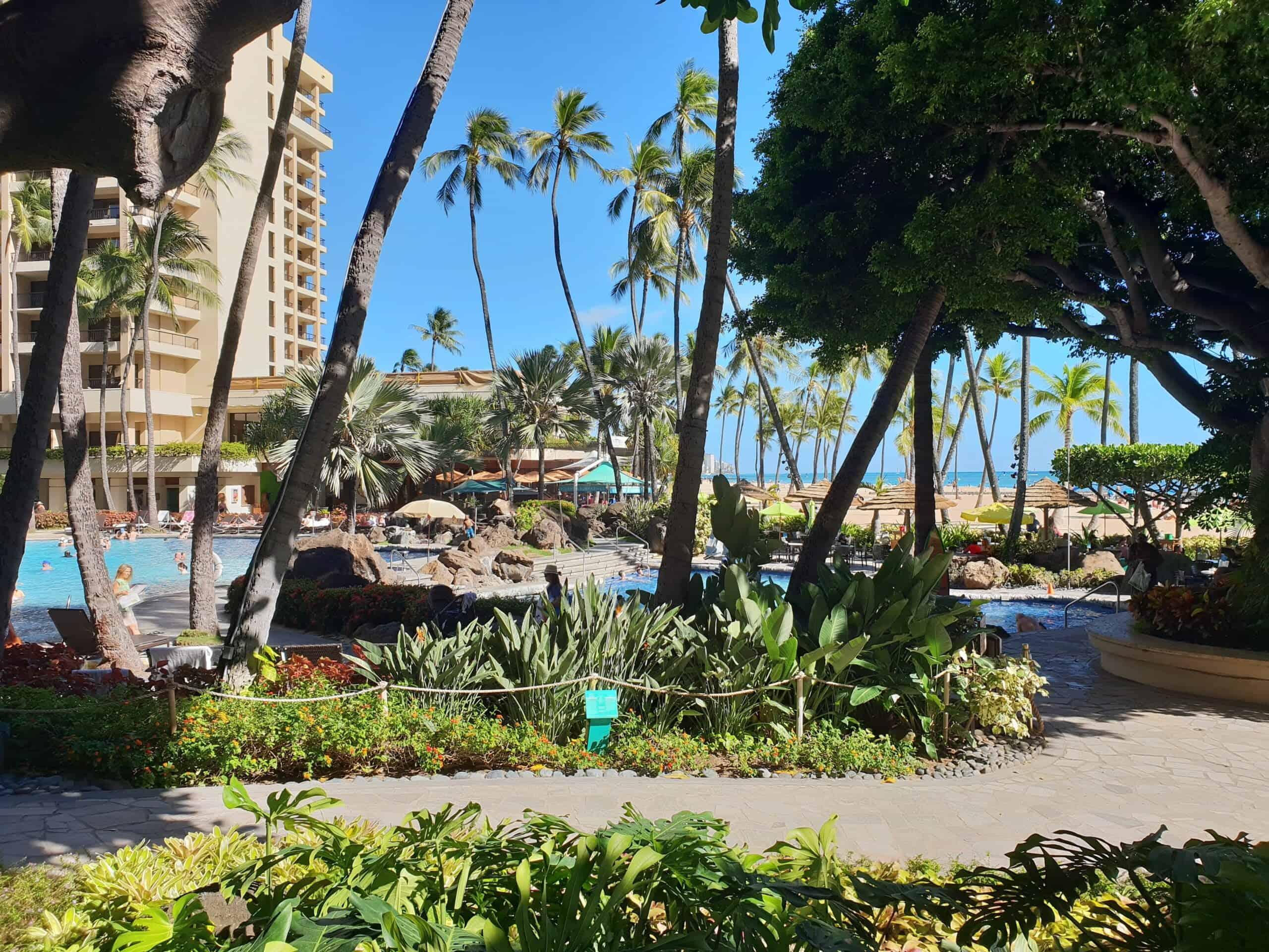 RCI Timeshare Property Hawaii