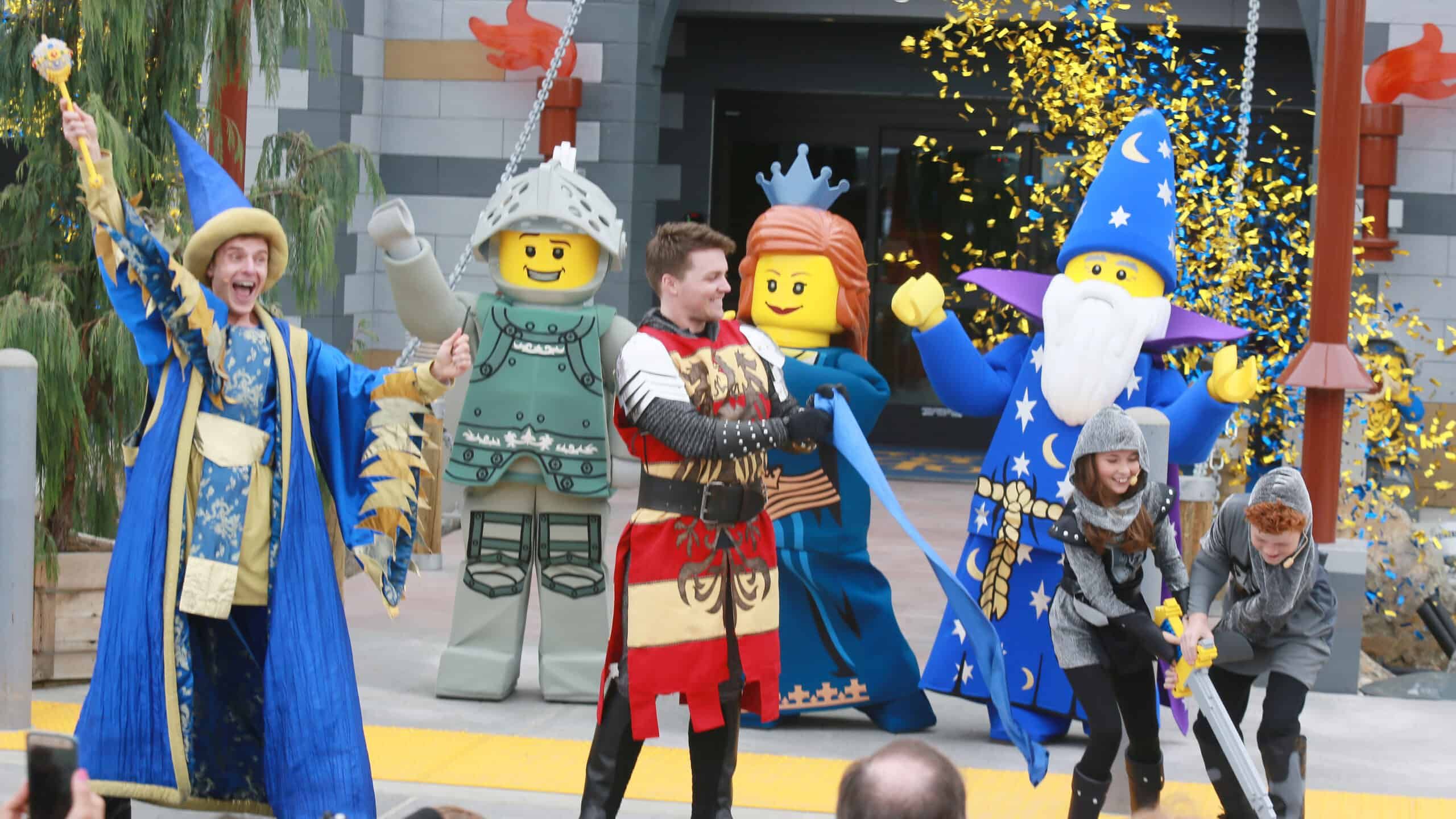 Legoland ny opening